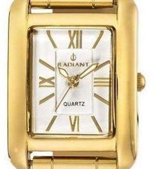 Venta Radiant Dorado Cuarzo Mujer Reloj RADIANT NEW CHARMING RA326202